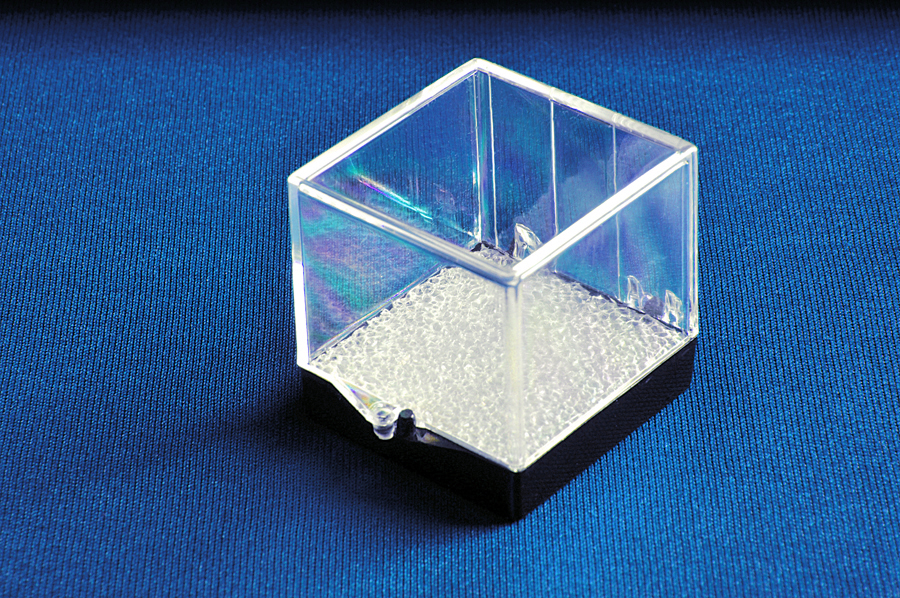 PLASTIC DISPLAY CASE PB100