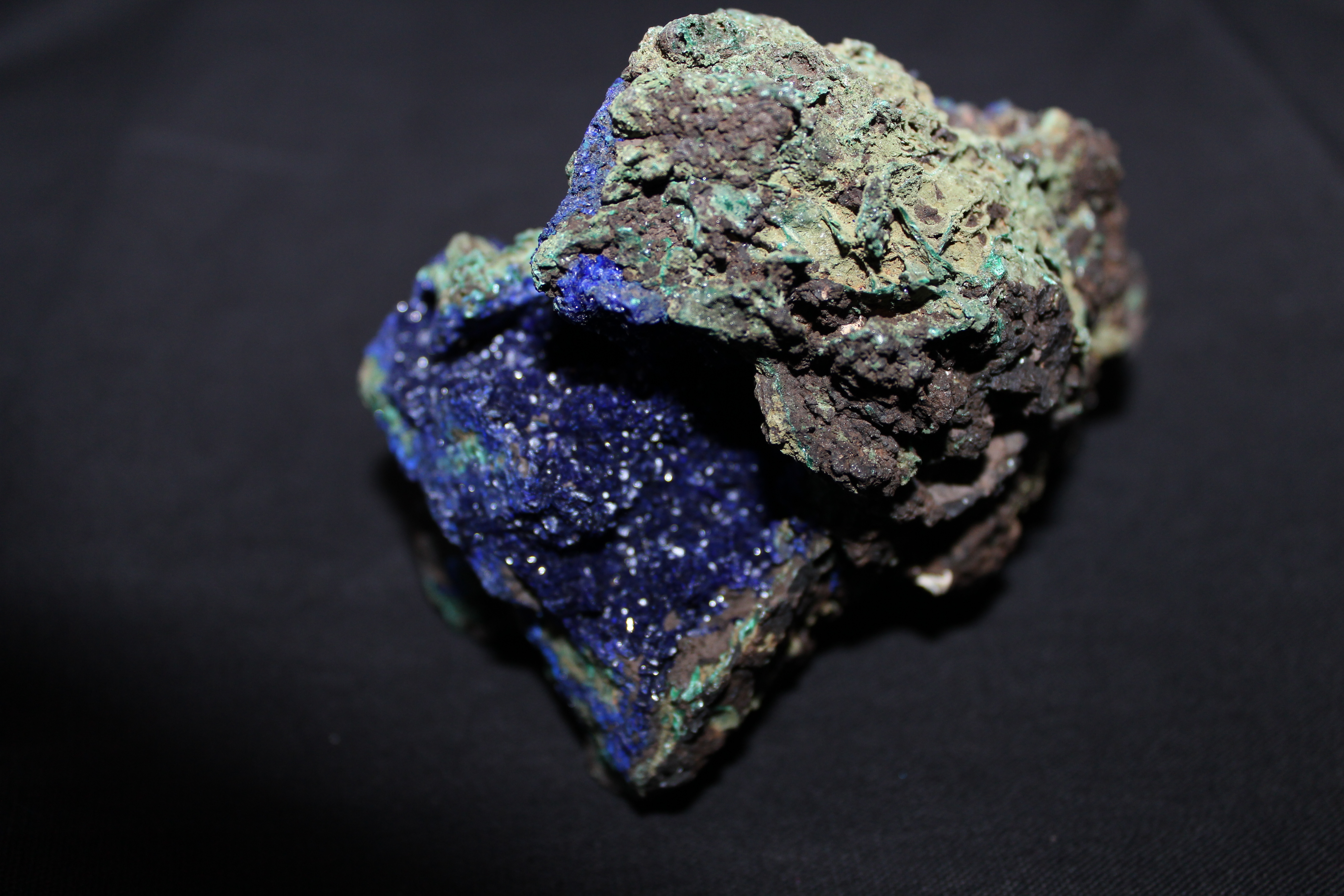 Malachite and Azurite Mineral Specimen - Celestial Earth ...
