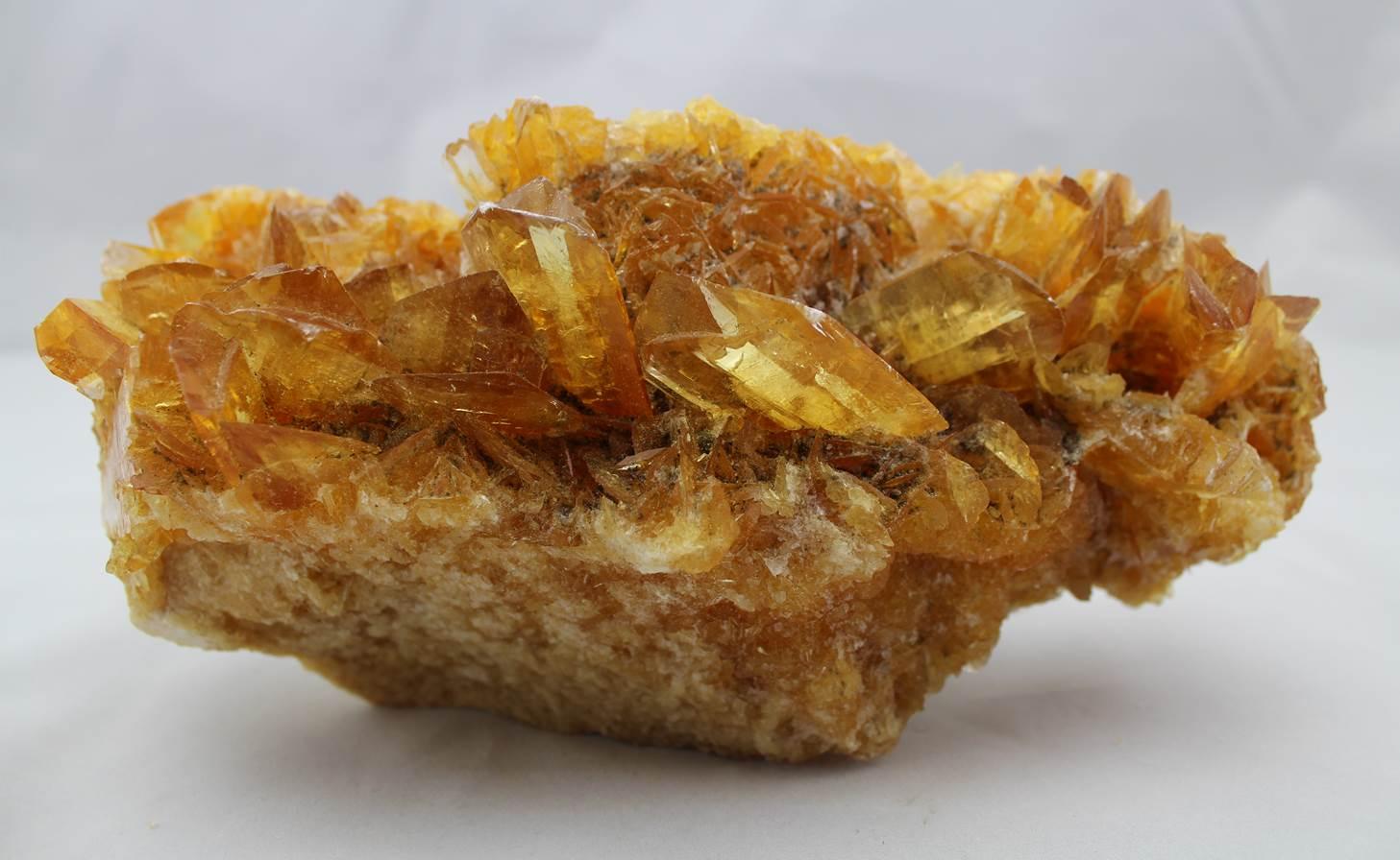 Selenite Crystal Mineral Specimen