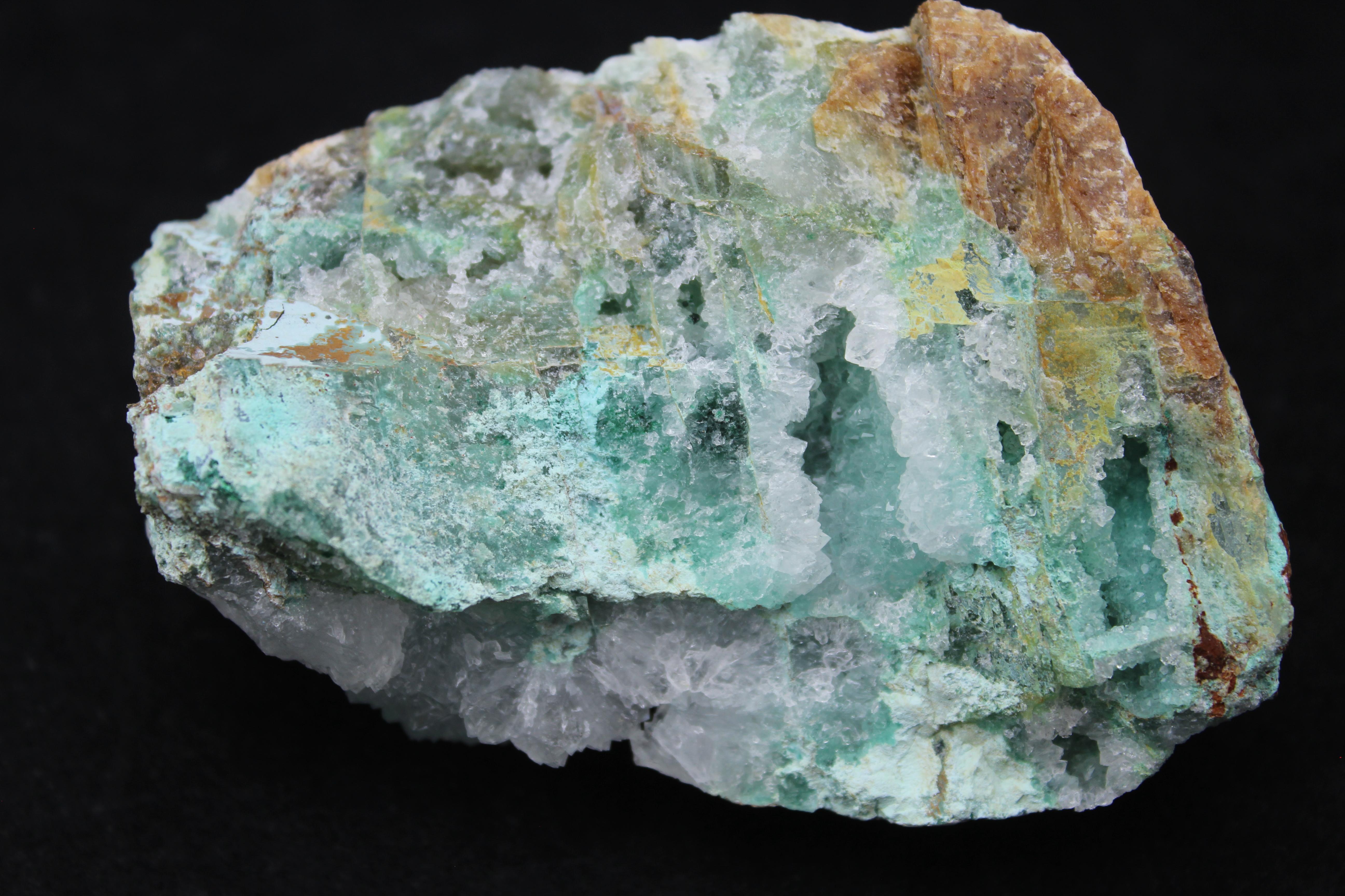 Chrysocolla mineral specimen celestial earth minerals